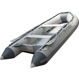Bris 10.8 Feet Inflatable Fishing Boat