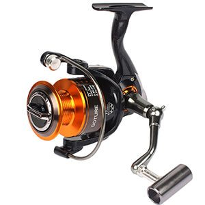 Pisfun New GT4000 Metal Fishing Reels