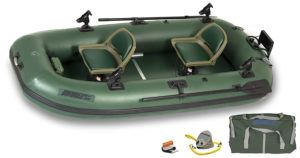 Sea Eagle Stealth Stalker STS10 Fishing Boat Review