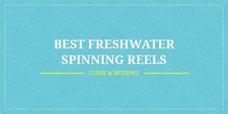 Best freshwater spinning reel for Best freshwater fishing rods