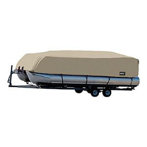 MSC Trailerable Pontoon Boat Cover