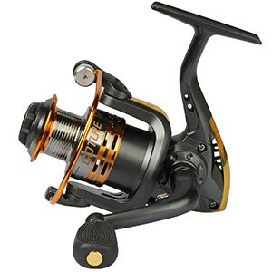 Pisfun Spinning Fishing Reel