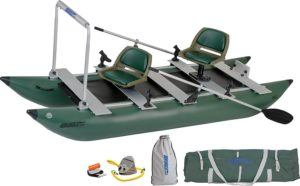 Sea Eagle 375FC Inflatable Boat Review