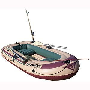 Solstice Voyager 4-Person Boat