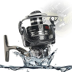 Zootliss Spinning Fishing Reels